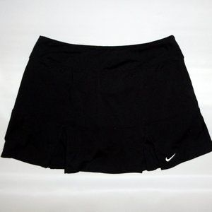 NIKE Dri Fit Athletic Pleated Skort Tennis Skirt M